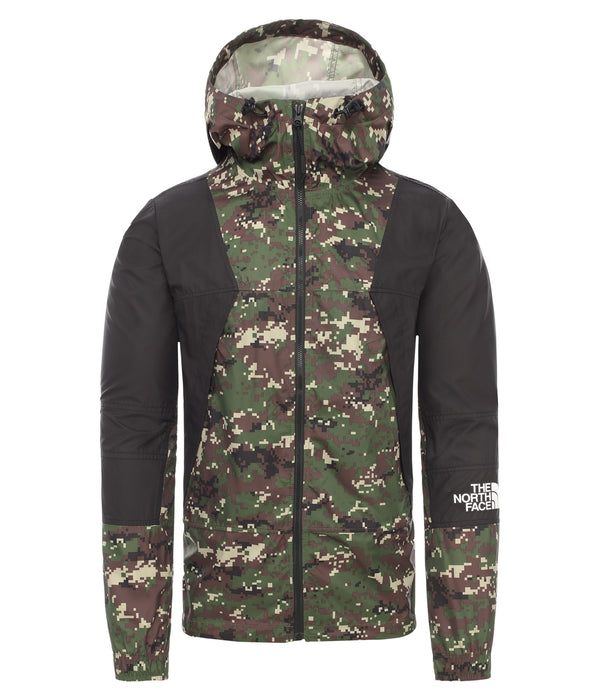 THE NORTH FACE GIACCA LEGGERA MOUNTAIN WINDSHELL