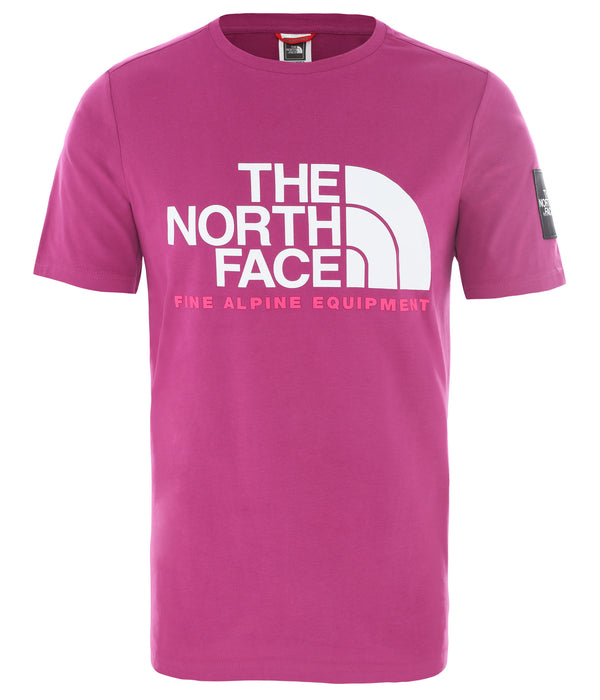 THE NORTH FACE T-SHIRT FINE ALPINE 2