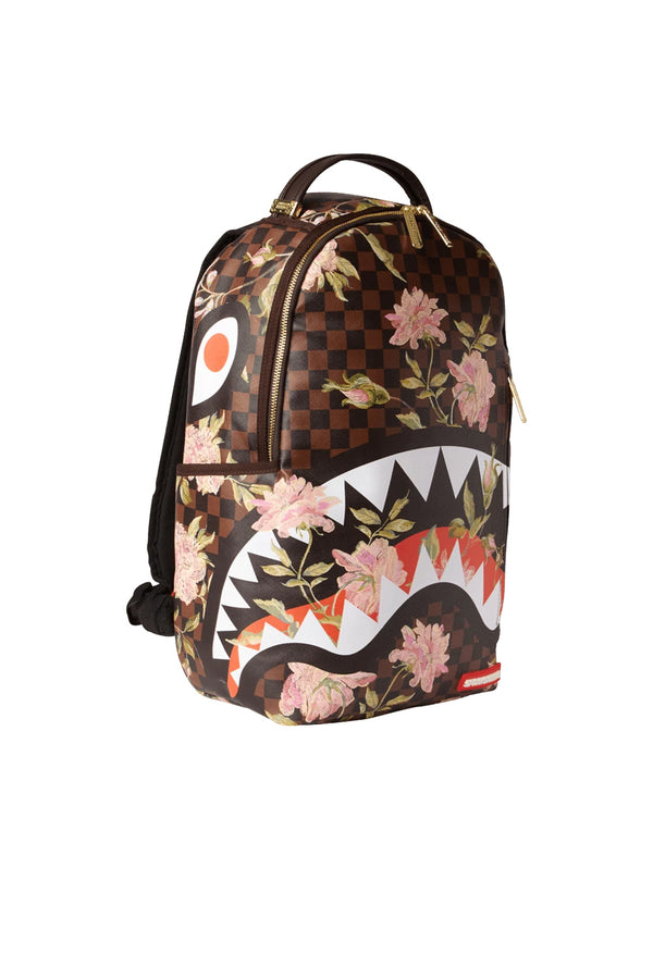 SPRAYGROUND zaino shark flower