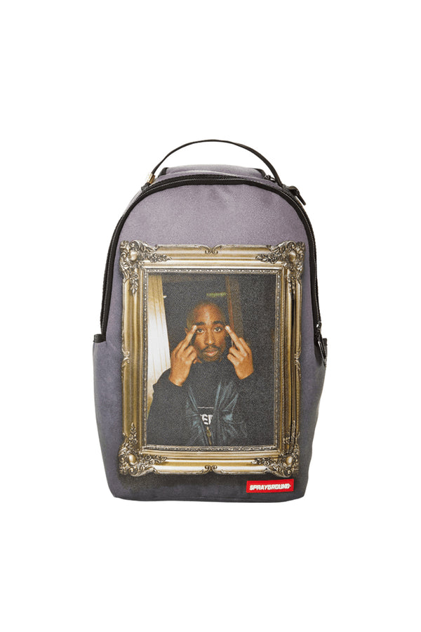 SPRAYGROUND ZAINO TUPAC GOLDEN BOY