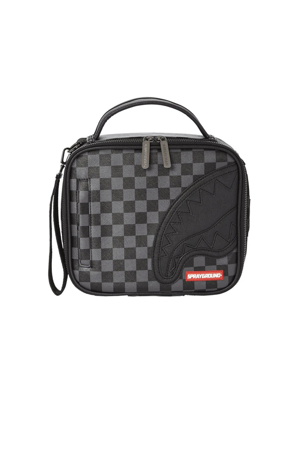 SPRAYGROUND borsa a mano henney checkered