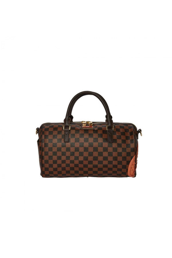 SPRAYGROUND Borsa brown henny