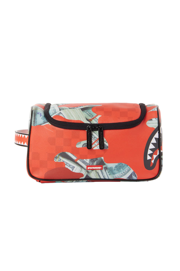 SPRAYGROUND PANIC ATTACK TOILETRY BAG