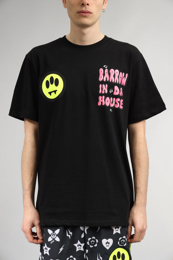 BARROW T-shirt con stampa