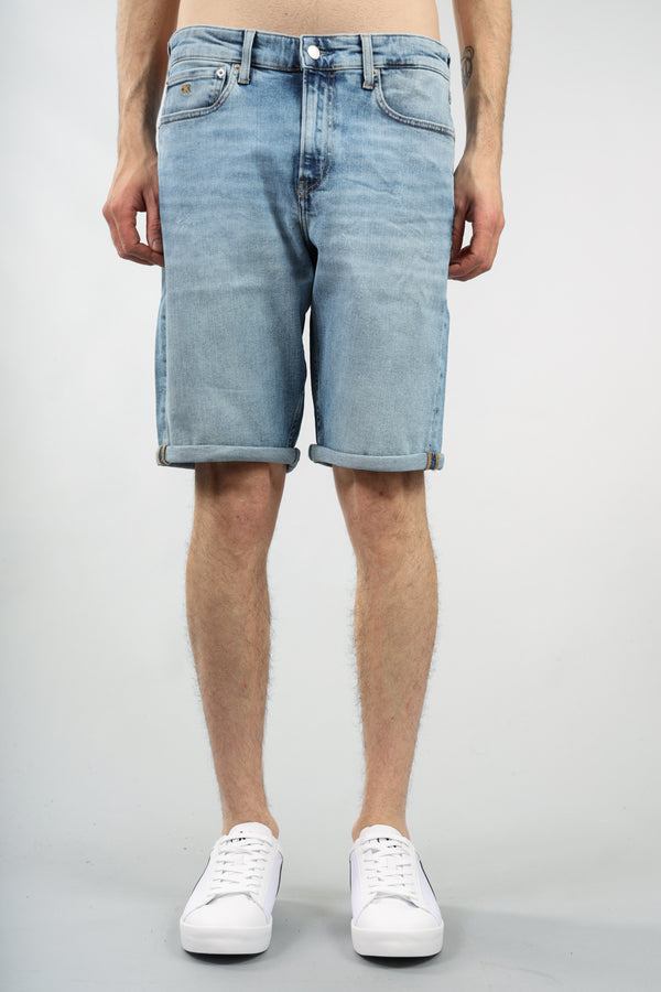 CALVIN KLEIN JEANS Bermuda in denim