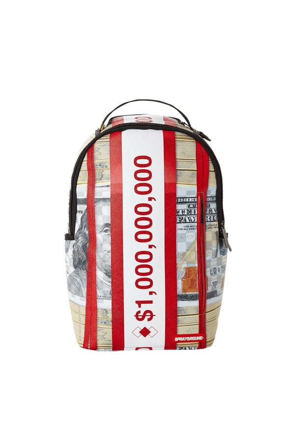 SPRAYGROUND ZAINO FAT MONEY BANDS