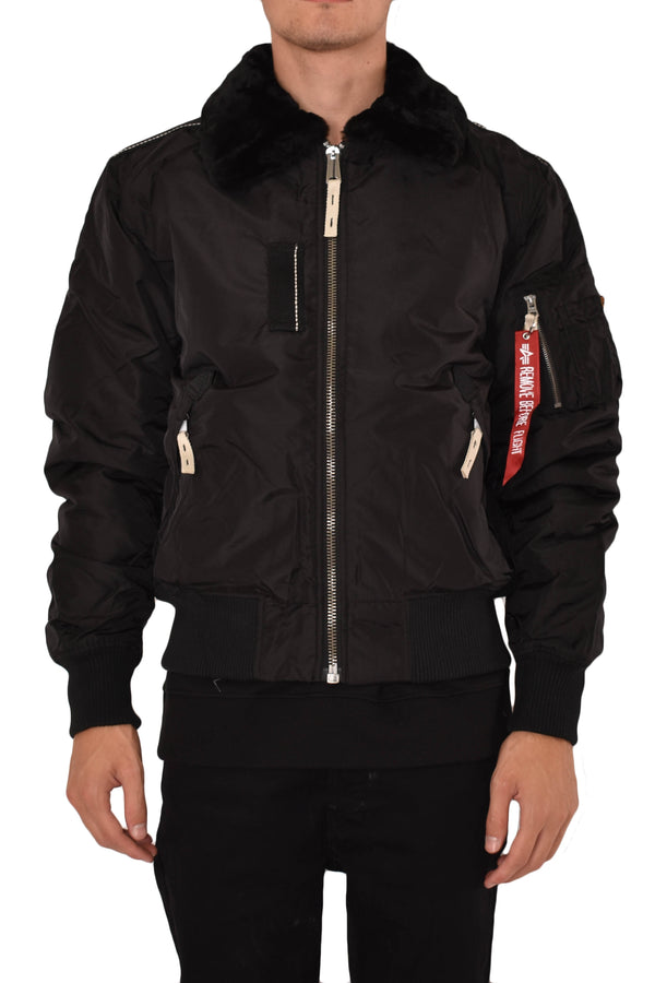 ALPHA INDUSTRIES BOMBER INJECTOR III