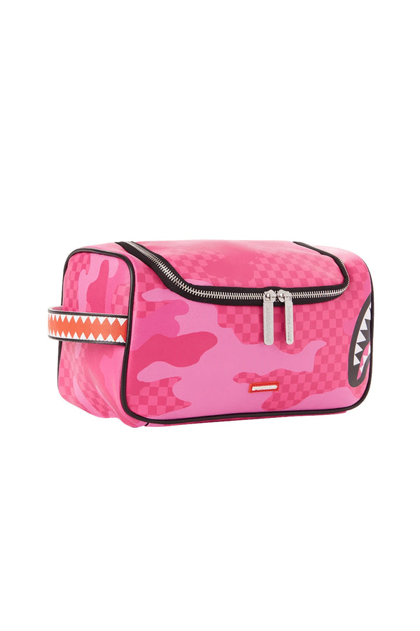 SPRAYGROUND POCHETTE MODELLO ANIME CAMO TOILETRY