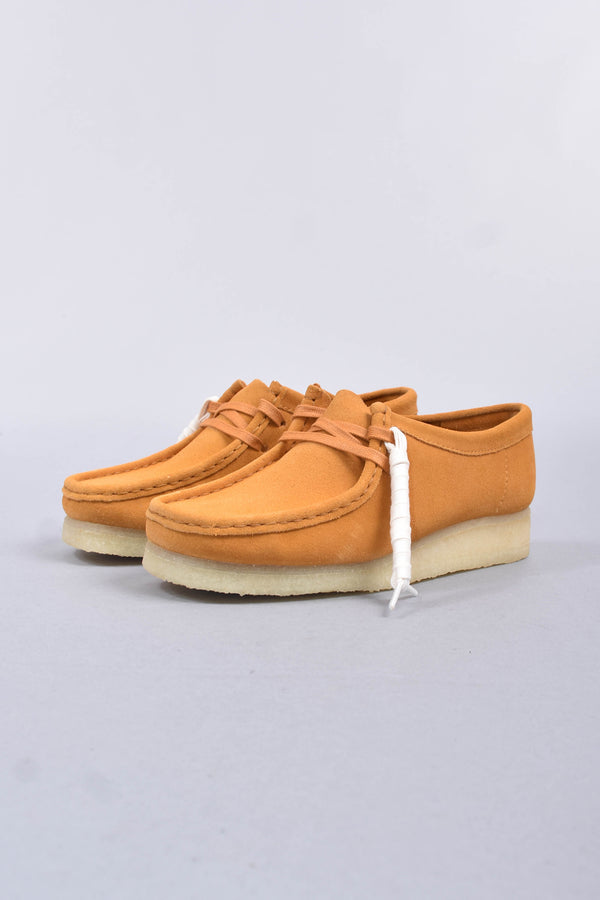 CLARKS mocassini modello wallabee
