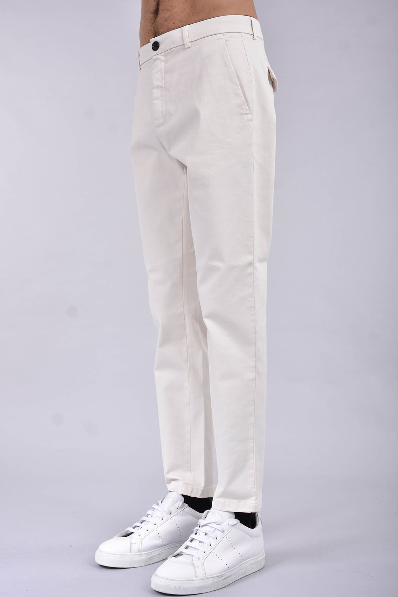 DEPARTMENT 5 PANTALONI PRINCE CON PINCES