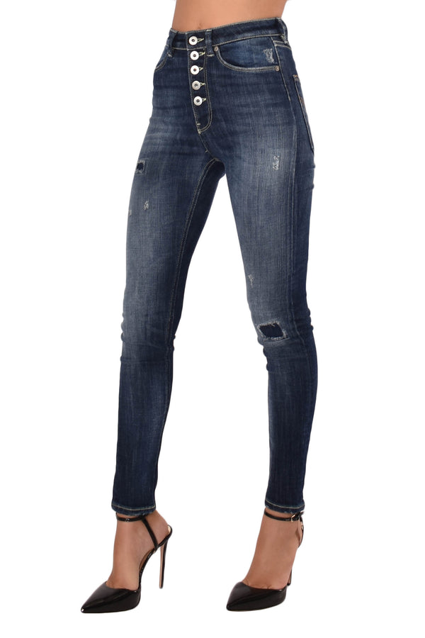 DONDUP JEANS SKINNY HIGHWAY