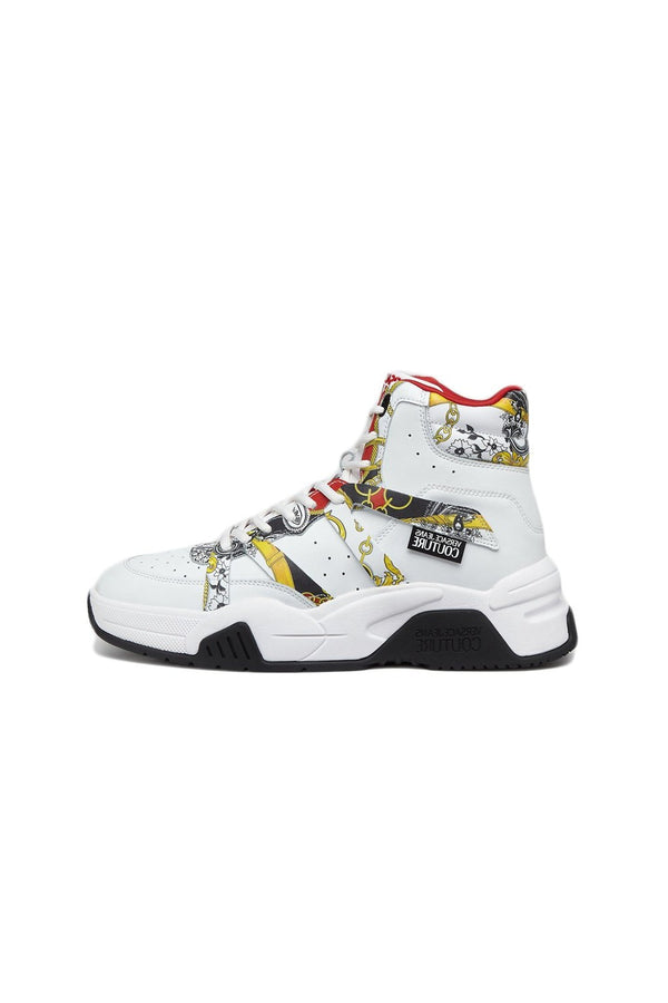 VERSACE JEANS COUTURE SNEAKERS ALTA FANTASIA