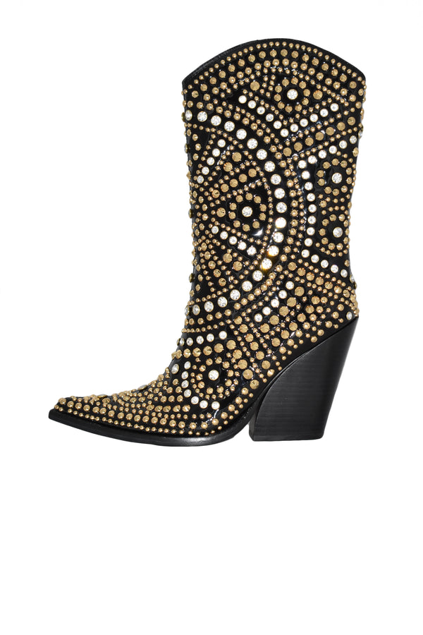 JEFFREY CAMPBELL STIVALE TEXANO STUDLEY