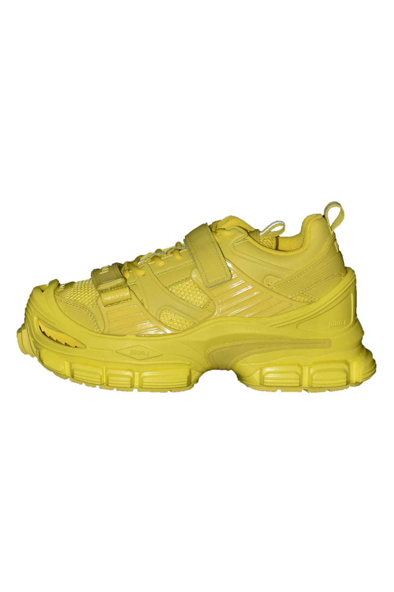 JUUN.J SNEAKERS REFLECTIVE TRACK OVERSIZED SOLE