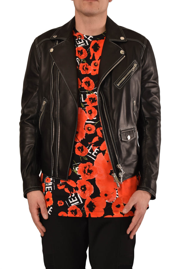 LES HOMMES PERFECTO BIKER FULL LEATHER