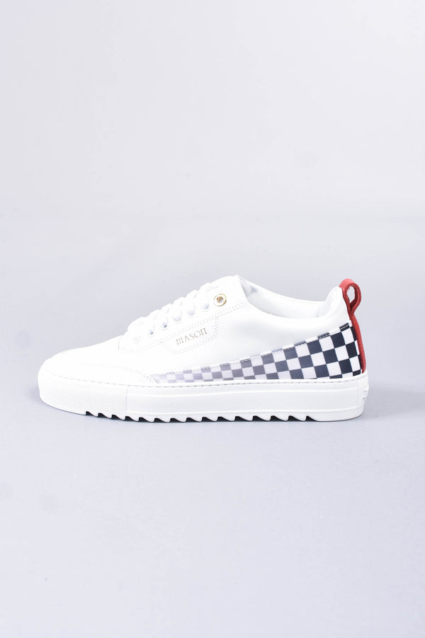 MASON GARMENTS Sneakers torino in pelle