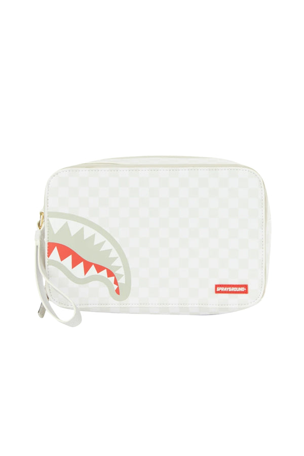 SPRAYGROUND SHARKS IN PARIS MEAN & CLEAN TOILETRY BAG