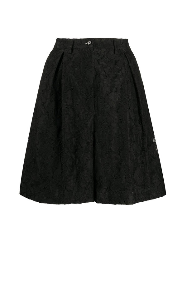 MSGM SHORT IN PIZZO