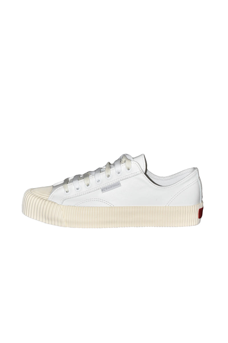 SUPERGA X PAURA SNEAKERS BASSA IN PELLE