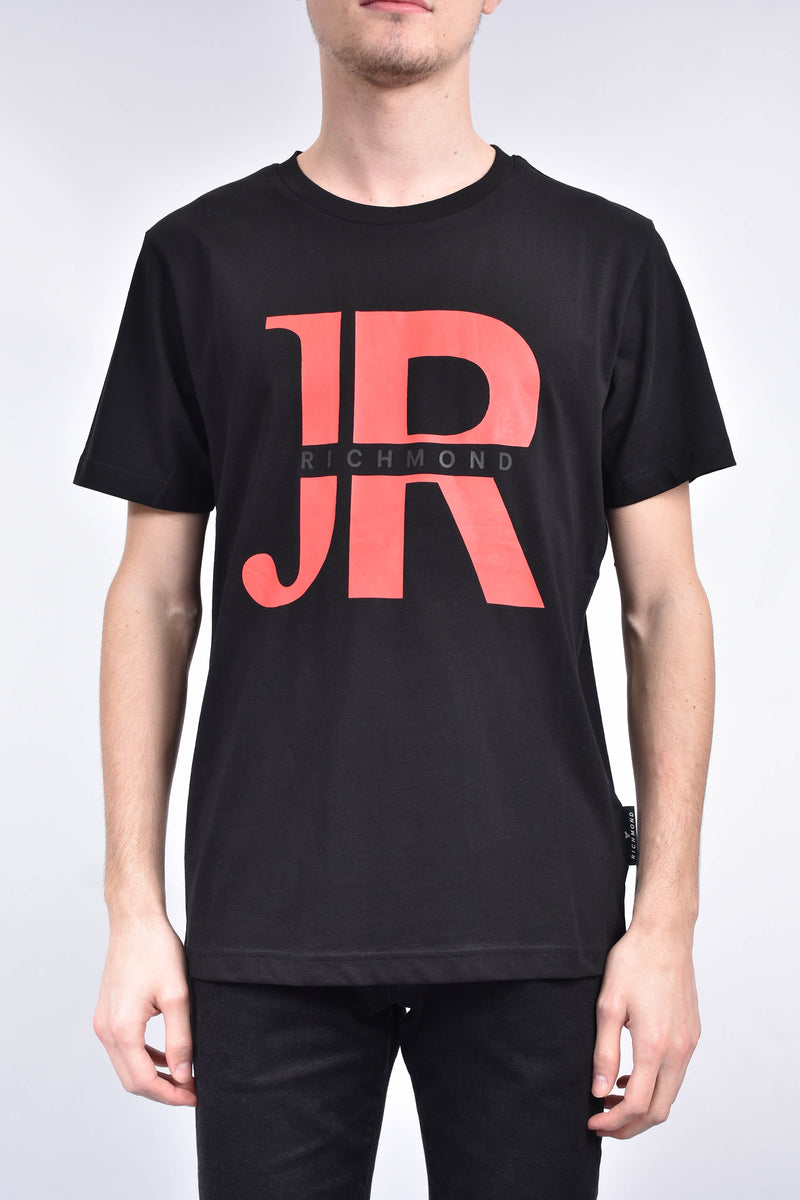 JOHN RICHMOND T-shirt piggen in cotone