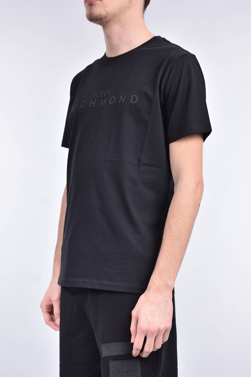 JOHN RICHMOND T-shirt federick in cotone