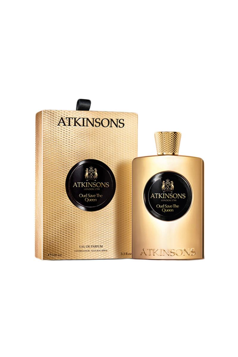 ATKINSONS PROFUMO SAVE THE QUEEN