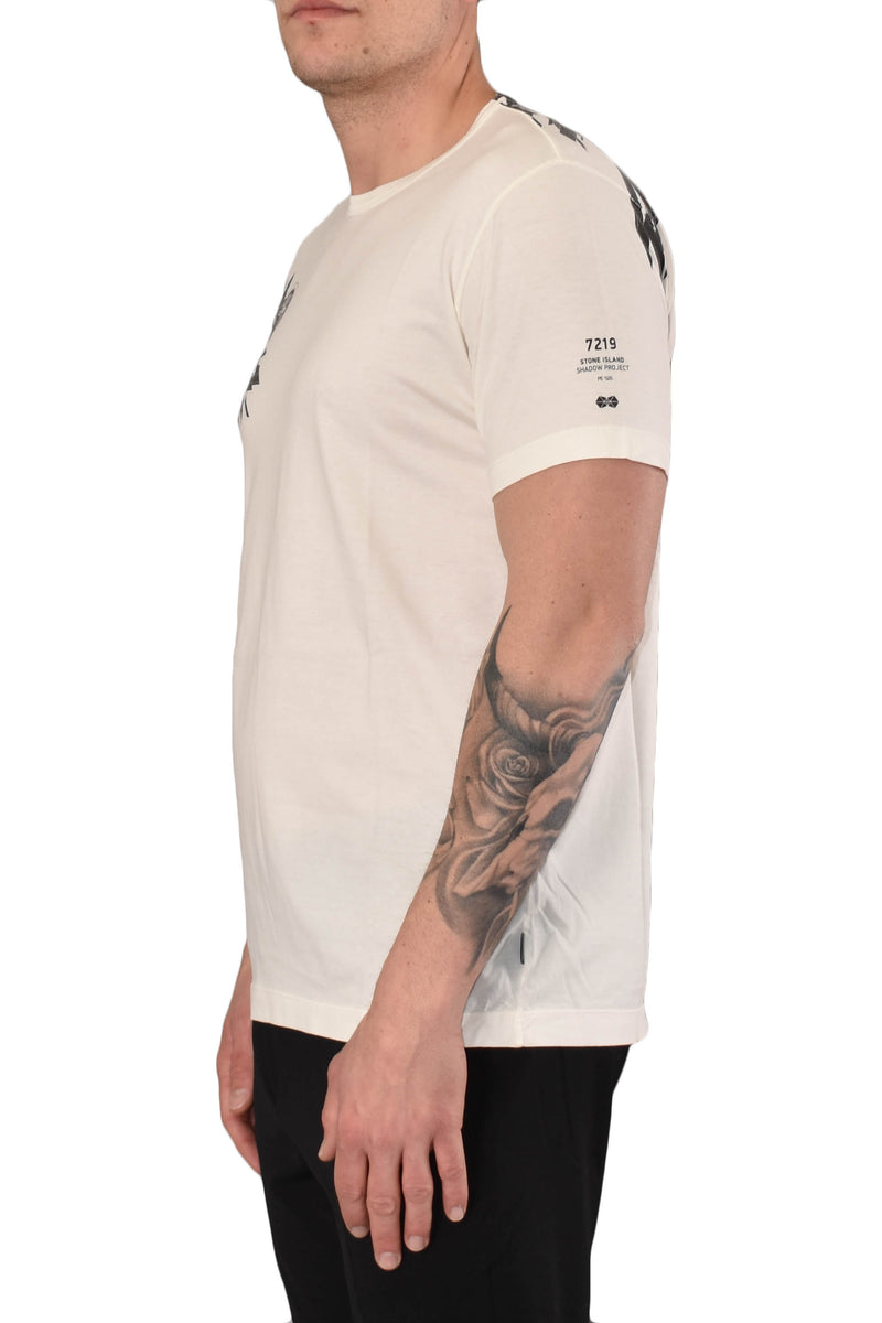 SHADOW PROJECT T-SHIRT CON STAMPA
