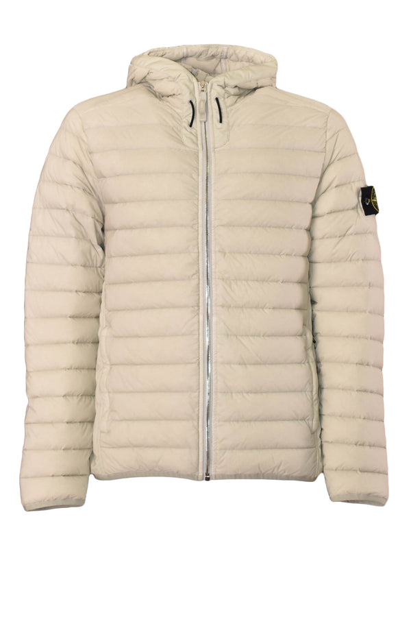 STONE ISLAND PIUMINO LOOM WOVEN DOWN CHAMBERS STRETCH NYLON-TC