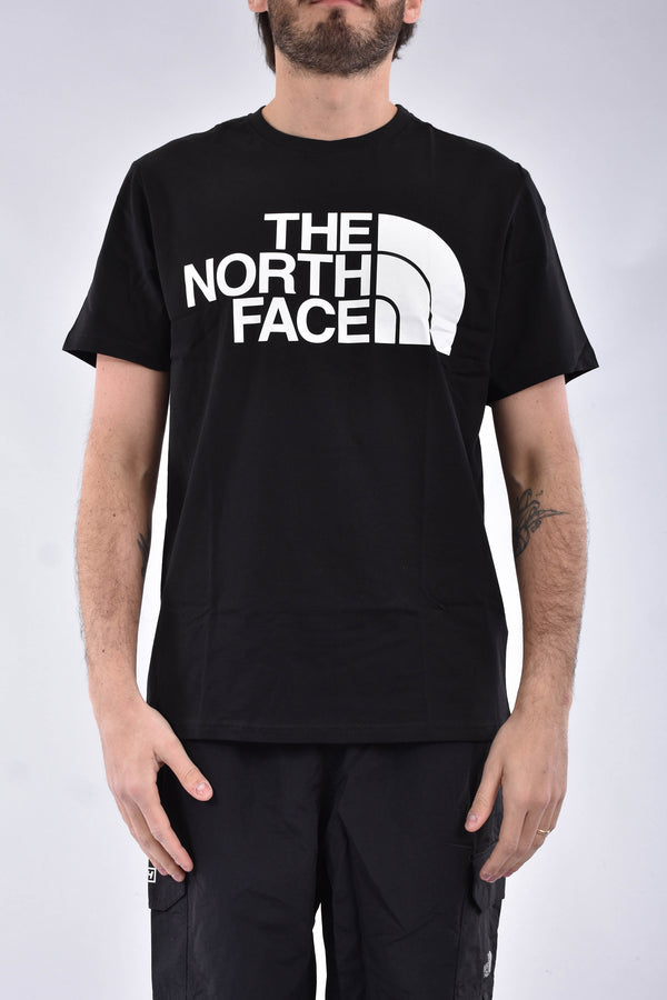 THE NORTH FACE T-shirt standard in cotone