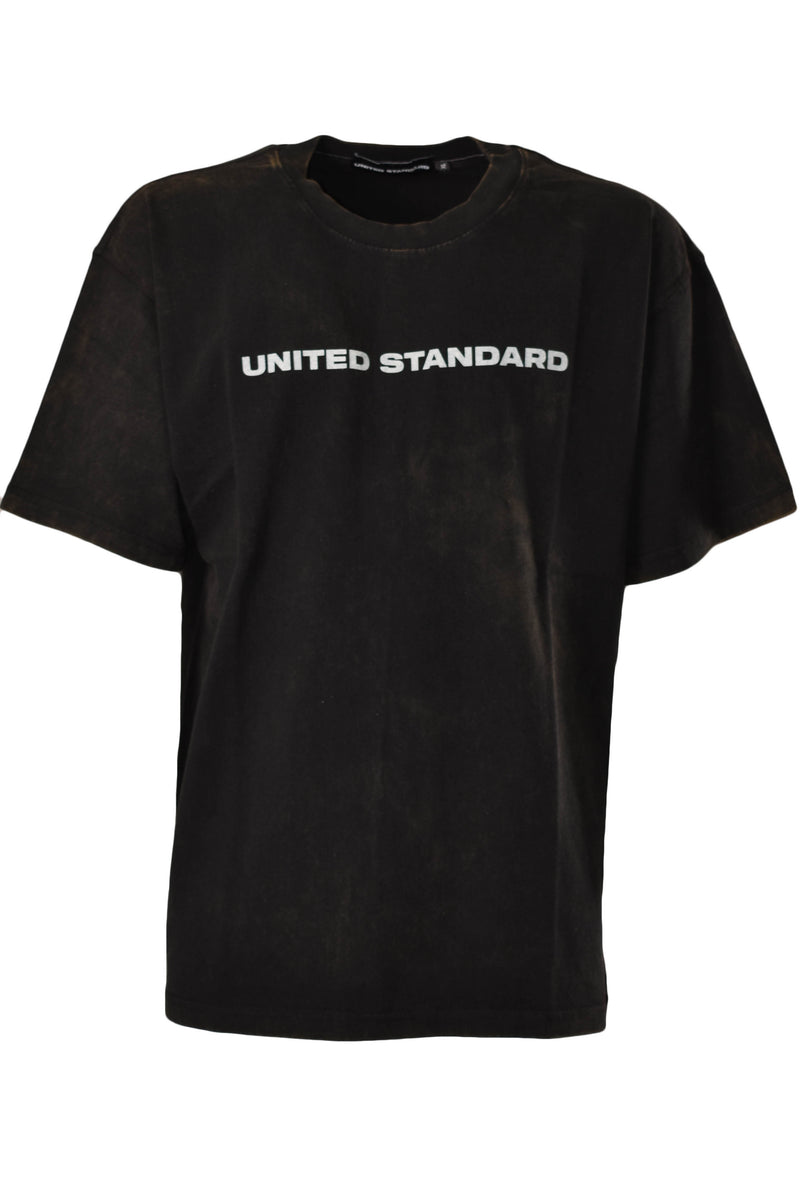 UNITED STANDARD T-SHIRT LOGO ACID