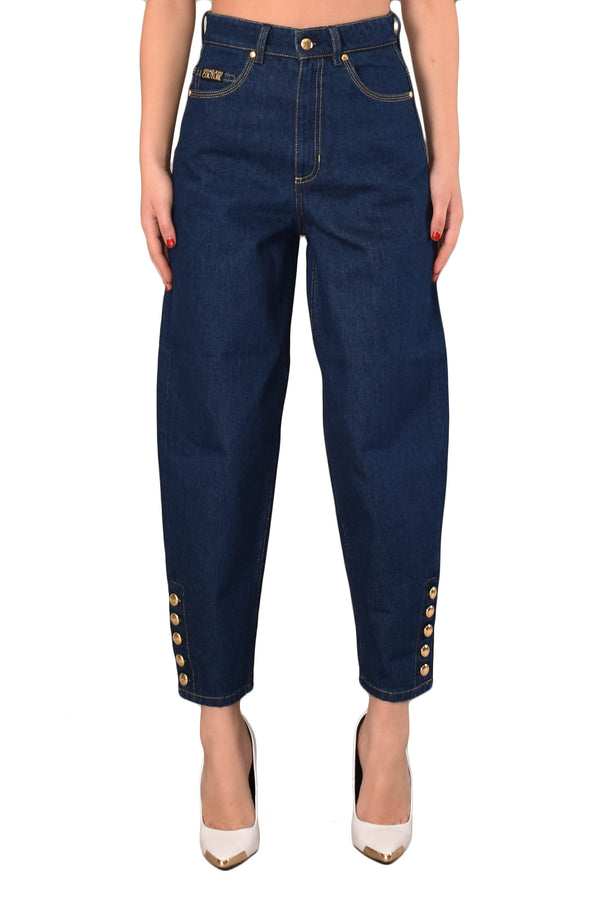 VERSACE JEANS COUTURE JEANS VITA ALTA