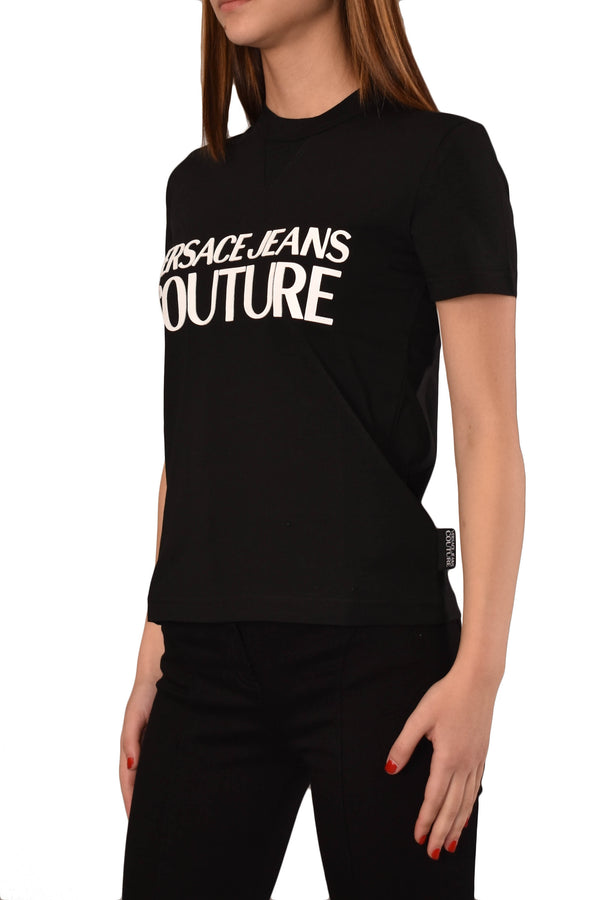 VERSACE JEANS COUTURE T-SHIRT CON LOGO