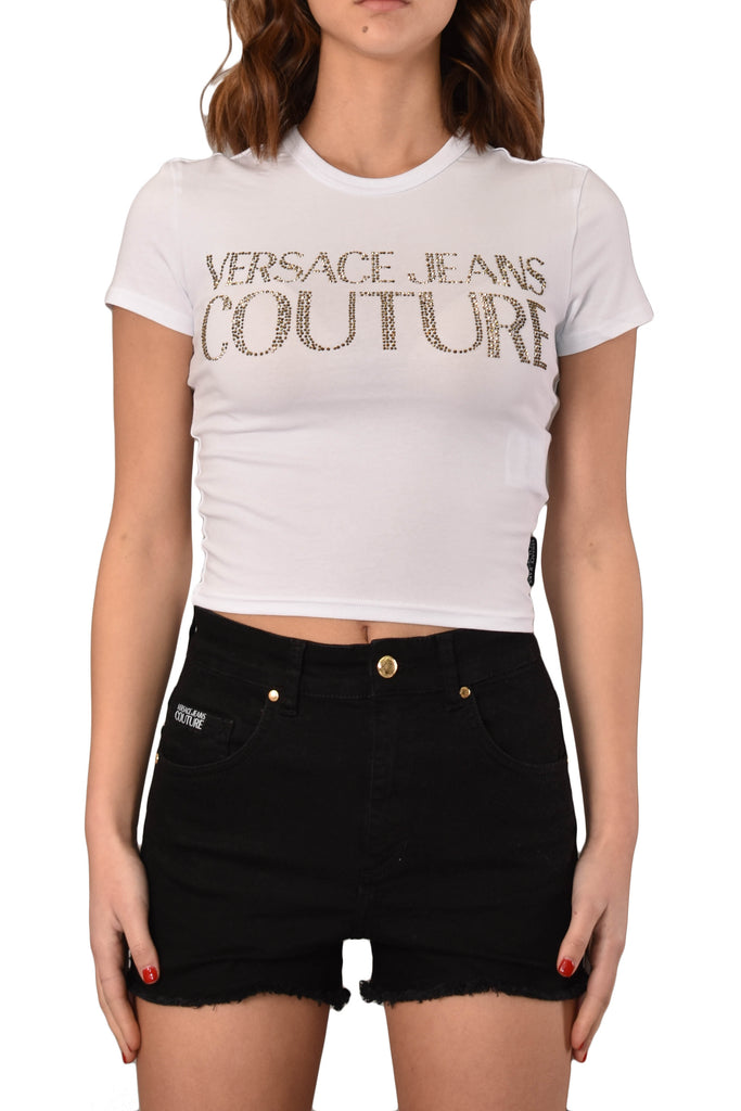 VERSACE JEANS COUTURE T SHIRT CON LOGO