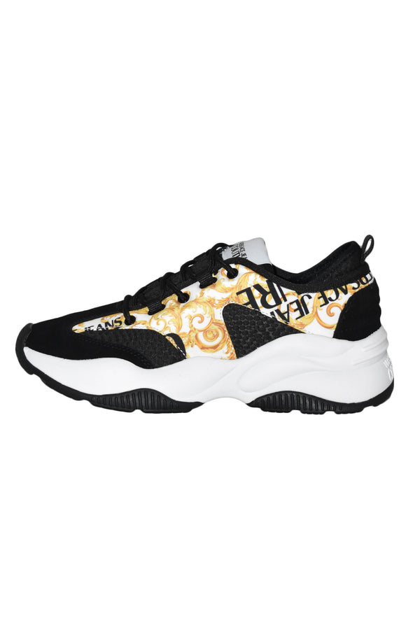 VERSACE JEANS COUTURE SNEAKERS FANTASIA BAROCCA