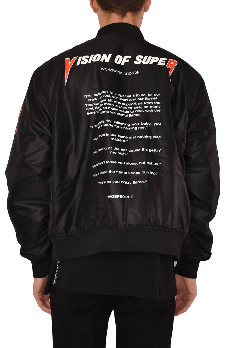 VISION OF SUPER BOMBER ROCK LIMITED EDITION