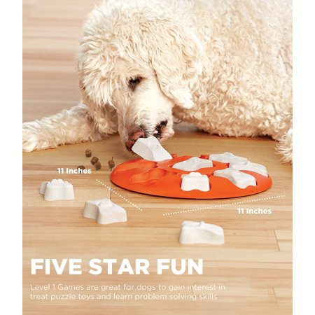 NINA OTTOSSON Dog Smart Orange Puzzle