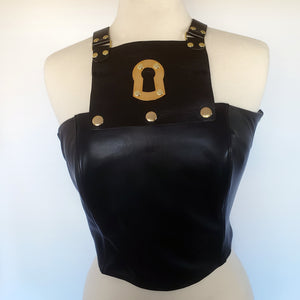 Beny Hart. The Beny Corset is available in black. This Corset comes with a Beny BiB to complete the Beny look.