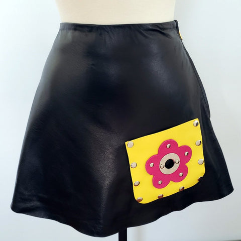 BENY HART - Leather Fashion - Beny Skirt with interchangeable Beny Pocket
