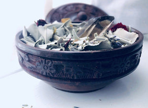 RITUAL TOOLS + LOOSE SMUDGE BLENDS + INCENSE