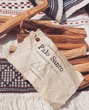 PALO SANTO BUNDLES  / Sacred Wood of The Andes