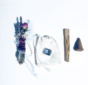 LOVE VIBRATIONS SMUDGE KIT