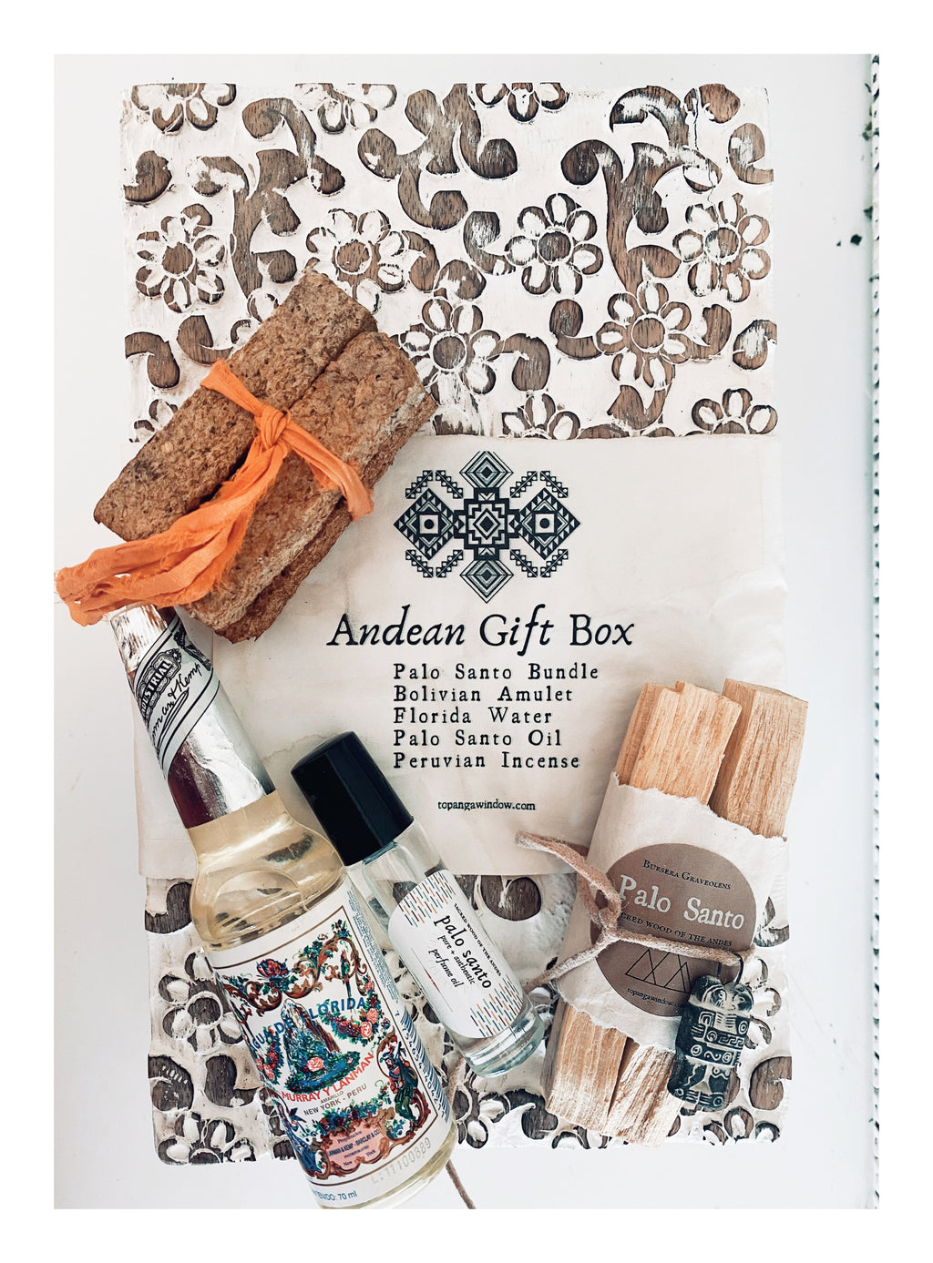 ANDEAN GIFT BOX
