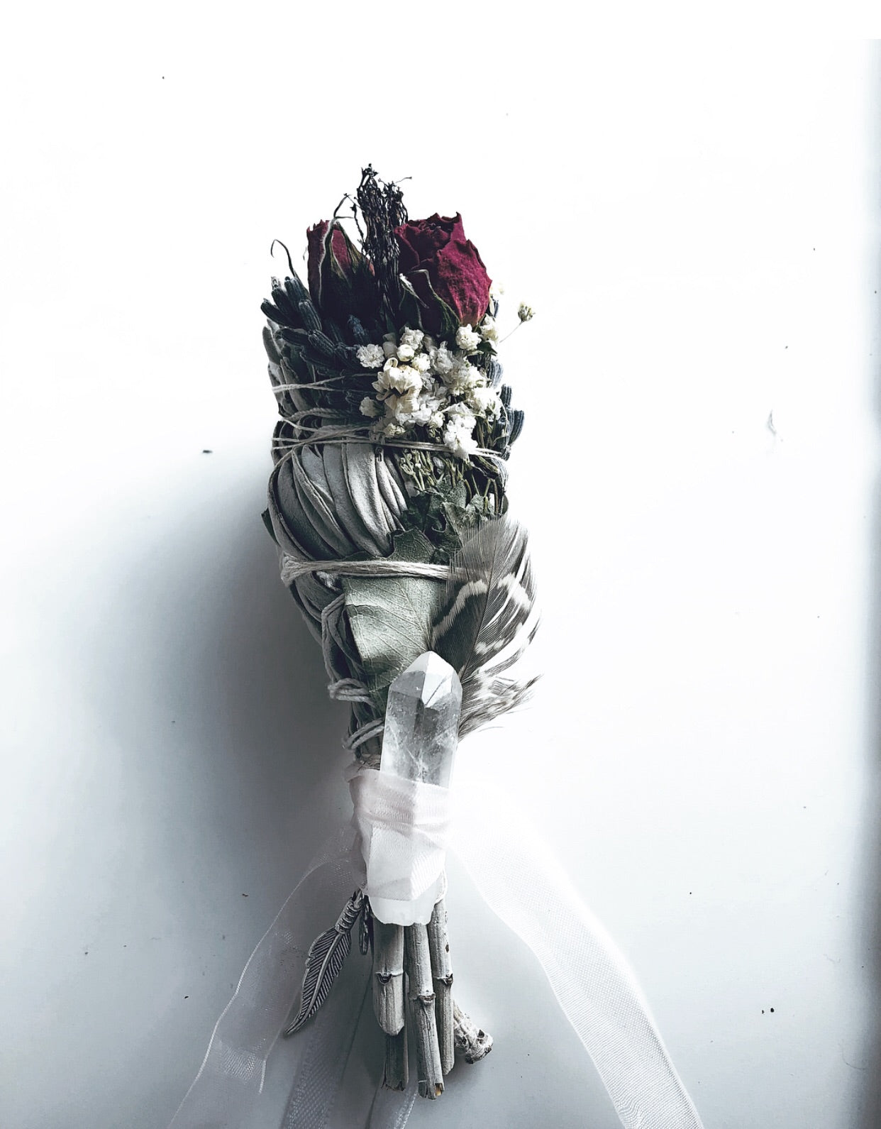 WHITE SAGE BOUQUET