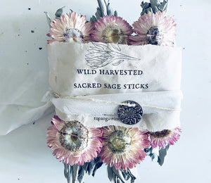 SACRED SAGE STICKS GIFT SET