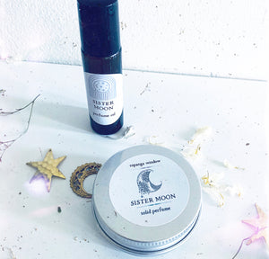 SISTER MOON SOLID PERFUME OIL