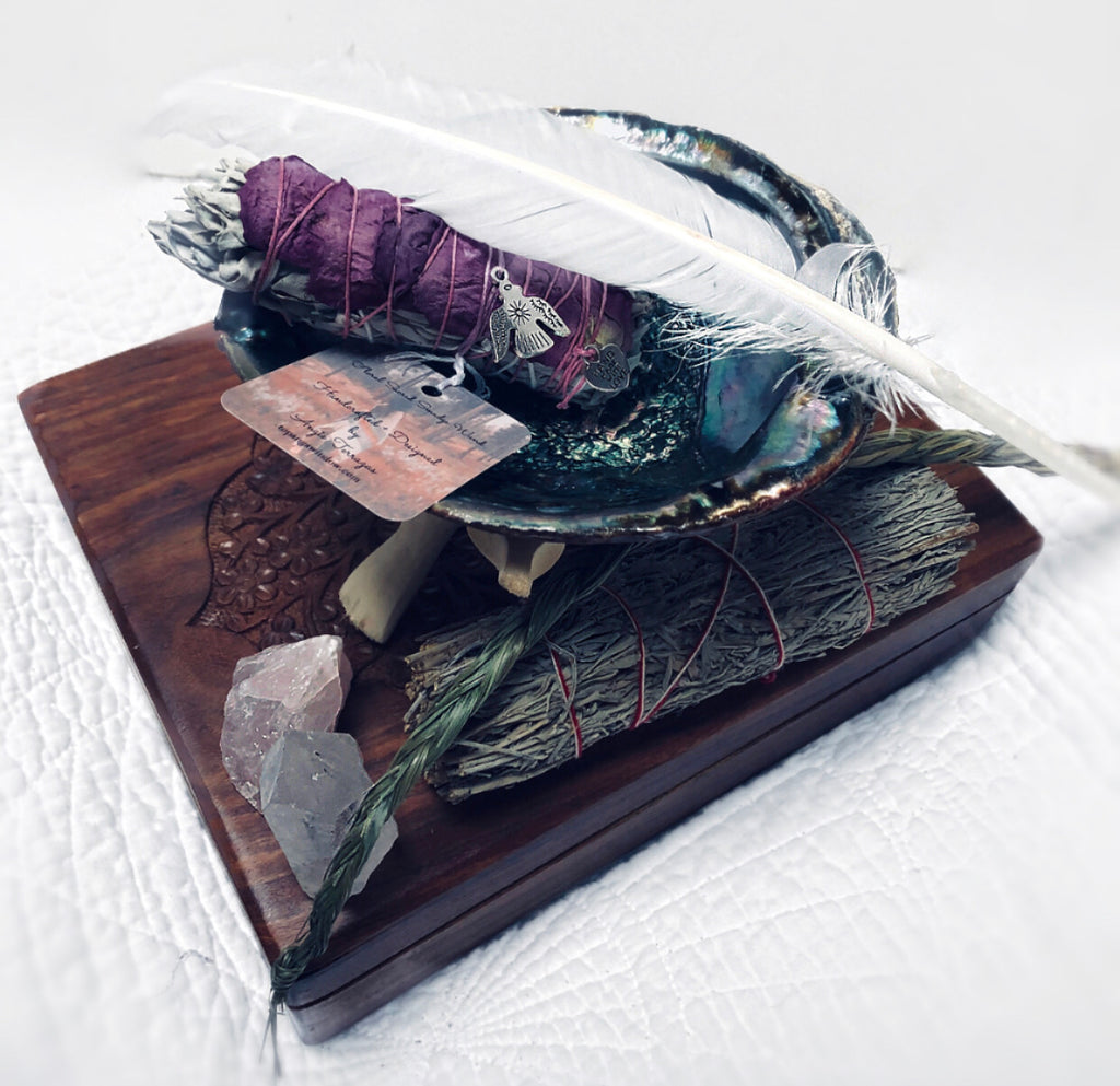 RENEW  SMUDGE KIT + Complete 12 Piece Set