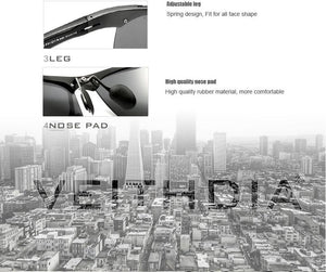 Designer Polarized Sunglasses