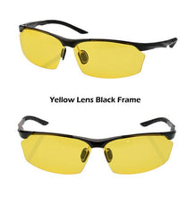 Load image into Gallery viewer, Polarized Sunglasses - Aluminum-magnesium Frame