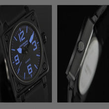 Load image into Gallery viewer, Luxury Tactical Silicone Watch