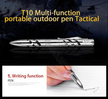 Load image into Gallery viewer, Titanium Executive Tactical Pen